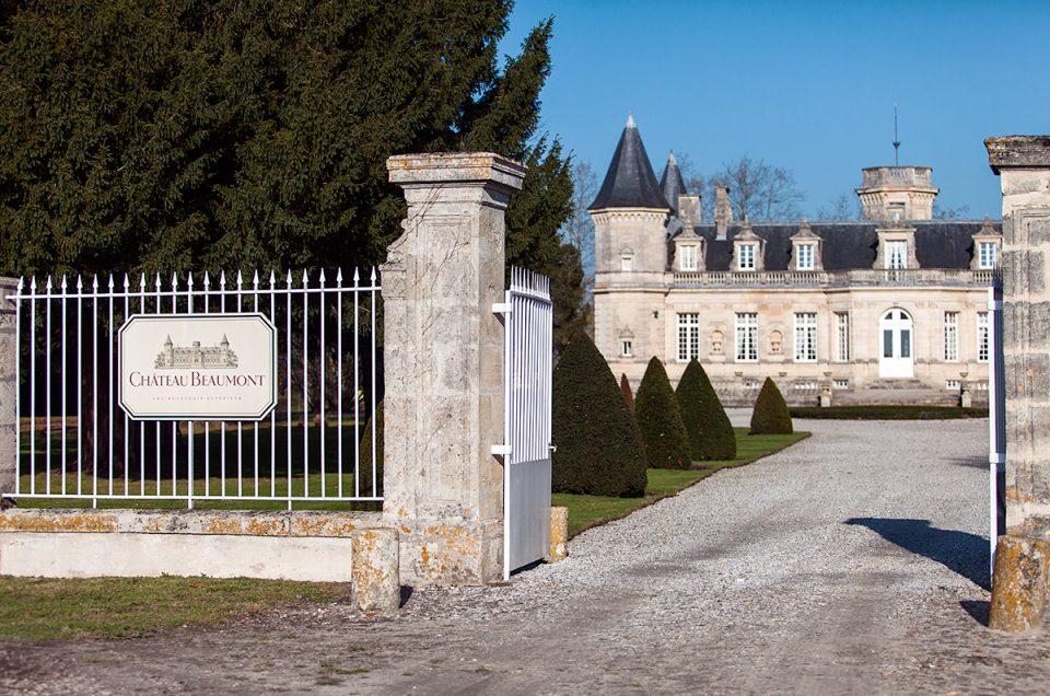Nébulisation au Château Beaumont